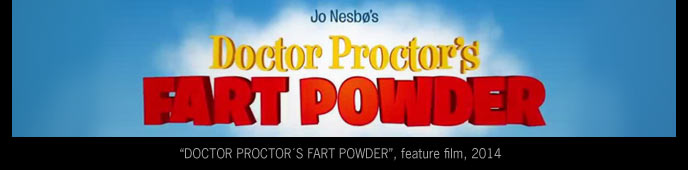 Doctor ProctorsFart Powder