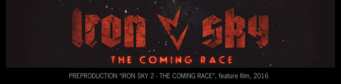 Iron Sky 2 The coming Race Promo