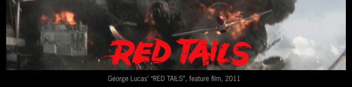George Lucas' RED TAILS